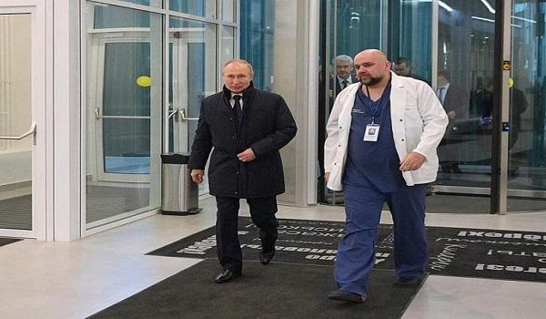 Σε καραντίνα ο Πούτιν - Περνάει σε εξ αποστάσεως εργασία, ανακοίνωσε το Κρεμλίνο