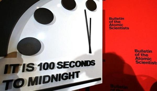 Ρολόι της Αποκάλυψης - Πιο κοντά στην καταστροφή του πλανήτη μας