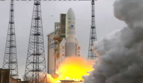Εκτοξεύτηκε με απόλυτη επιτυχία ο ελληνικός δορυφόρος Hellas Sat 4