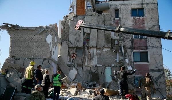 Αλβανία: Στους 50 οι νεκροί από τον σεισμό  - Τερματίστηκαν οι επιχειρήσεις διάσωσης