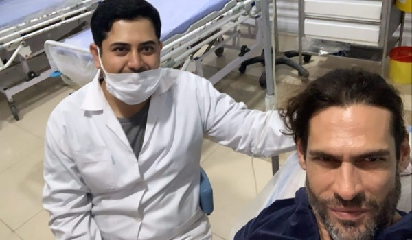 Γιάννης Σπαλιάρας: Σε νοσοκομείο στο Ιράν - Τι συνέβη;