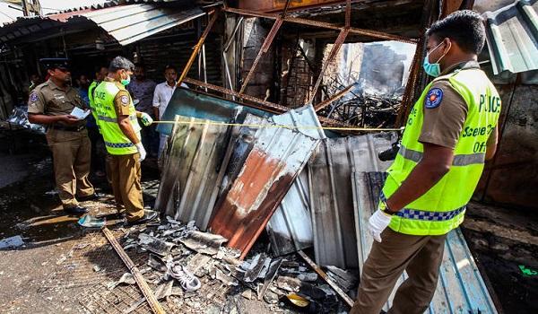 Μακελειό στη Σρι Λάνκα: Συνελήφθη ύποπτος για τις πολύνεκρες επιθέσεις του Απριλίου