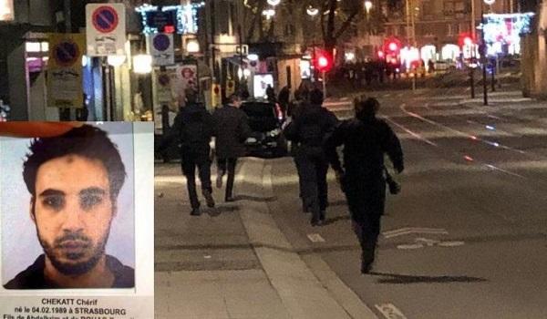 Στρασβούργο: Ανθρωποκυνηγητό για τον μακελάρη. Αναζητείται νεκρός ή ζωντανός