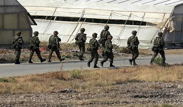 Πέτσας: Σταδιακά έγινε η αφαίρεση του οπλισμού στη Λέρο