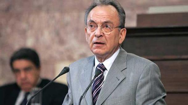 Δημήτρης Σιούφας: Τη Δευτέρα στον Άγιο Διονύσιο η κηδεία του