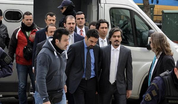 Στο ΣτΕ στις 22 Φεβρουαρίου η υπόθεση του ασύλου των 8 Τούρκων