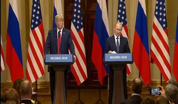 Η συνέντευξη Τραμπ - Πούτιν στο Ελσίνκι: Τα πυρηνικά, το μουντιάλ, οι εκλογές και το ματάκι