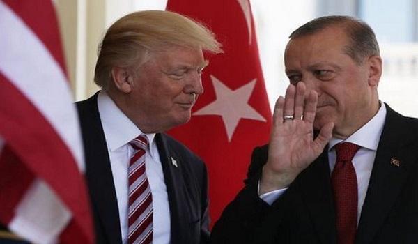 Γιατί ο Ερντογάν διαμαρτυρήθηκε στον Τραμπ για την Ελλάδα