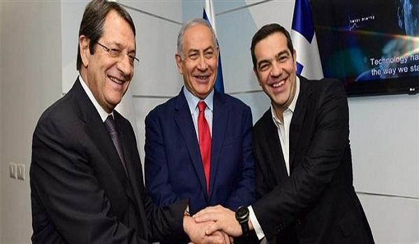 Τριμερής Ελλάδας - Κύπρου - Ισραήλ με επίκεντρο την Ενέργεια