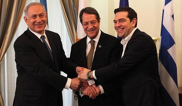 Και επίσημα οι ΗΠΑ στην τριμερή Ισραήλ, Κύπρου,και Ελλάδας