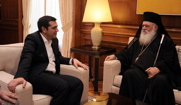 Άνθιμος: Δεν θέλουμε ένας Αρχιεπίσκοπος να εκτίθεται για μια συναλλαγή με τον πρωθυπουργό