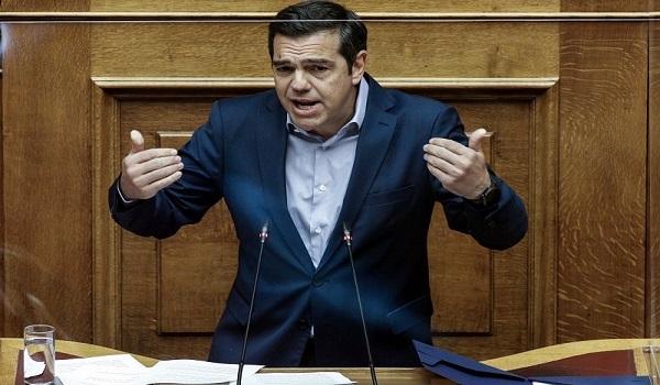 Η ομιλία Τσίπρα στην Κοινοβουλευτική Ομάδα του ΣΥΡΙΖΑ LIVE
