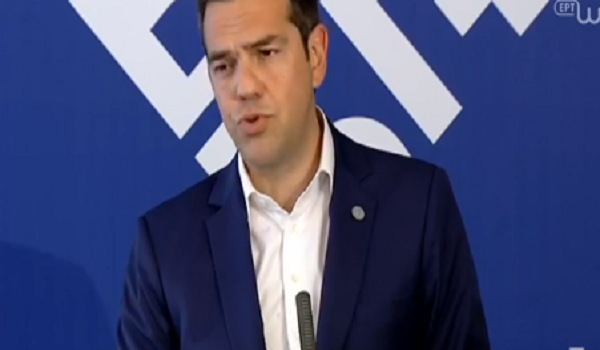 Τσίπρας - Σκοπιανό: Ξενυχτήσαμε με τον Ζάεφ αλλά δεν υπάρχει ακόμη συμφωνία