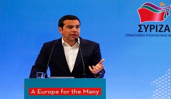Τσίπρας: Στρατηγική μας η Ευρώπη των πολλών - Απόλυτη καταδίκη της ακροδεξιάς τρομοκρατίας