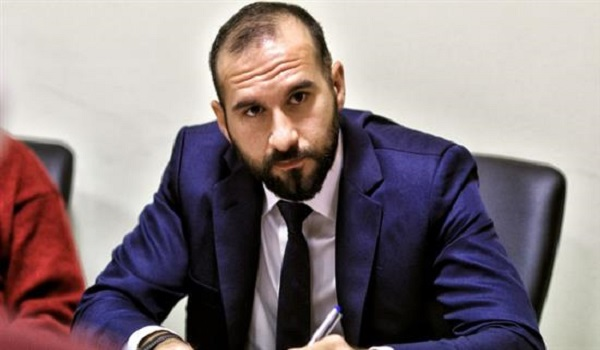 Τζανακόπουλος: Σύνθετη ονομασία και erga omnes για να υπάρξει λύση με την ΠΓΔΜ