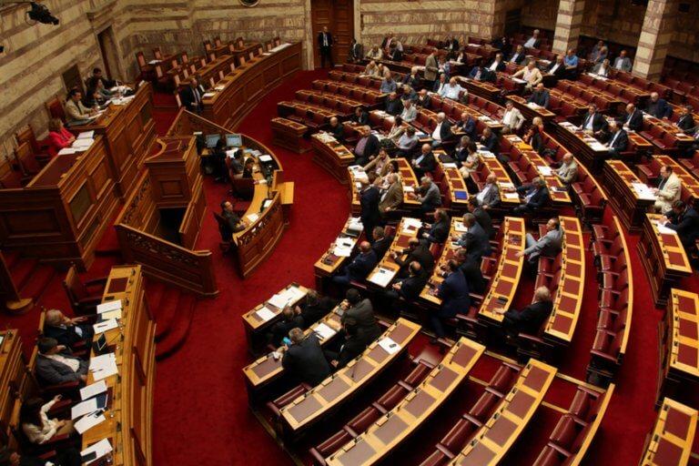 Εξελέγη Πρόεδρος της Δημοκρατίας η Αικατερίνη Σακελλαροπούλου με 261 ψήφους