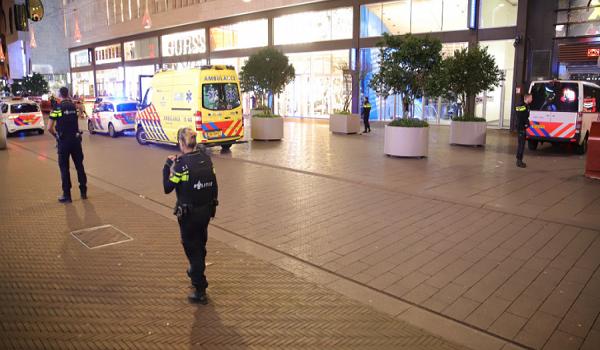 Συναγερμός στη Χάγη για επίθεση με μαχαίρι - Πολλοί τραυματίες