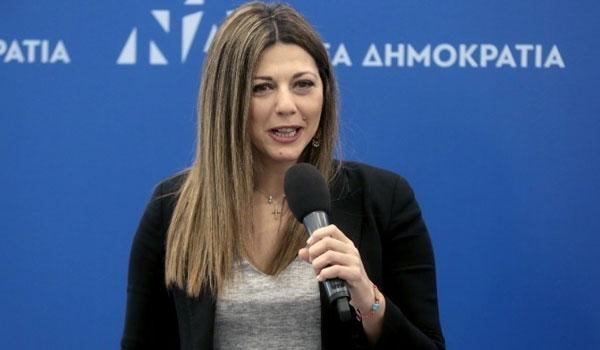 Ζαχαράκη: Ο κ. Πολάκης είναι ο καθρέφτης του κ. Τσίπρα