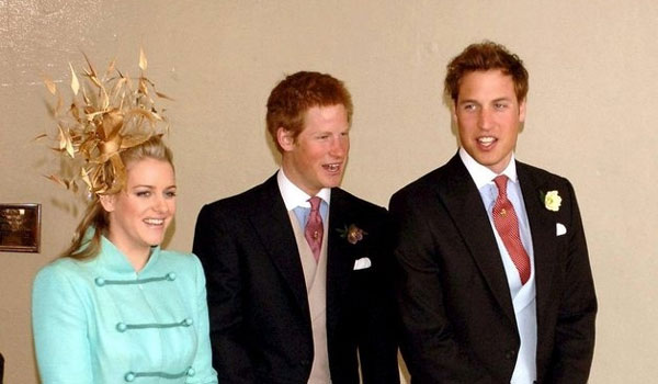 Αυτή είναι η άγνωστη αδερφή του πρίγκιπα Χάρι και του πρίγκιπα Γουίλιαμ