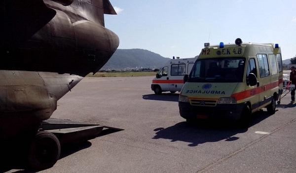 Κρήτη: Αερογέφυρα ζωής για 17χρονο με ενδείξεις μηνιγγίτιδας
