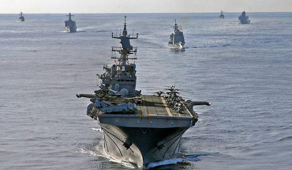 Κλιμάκωση της έντασης στην κυπριακή ΑΟΖ. Σκηνικό ναυμαχίας Αμερικανών-Τούρκων