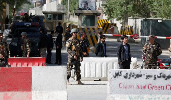 Αφγανιστάν: Ισχυρή έκρηξη και πυροβολισμοί στη Καμπούλ