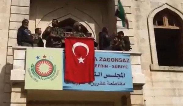 Σόου Ερντογάν στο Αφρίν - Κούρδοι: Θα γίνουμε εφιάλτης σας