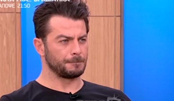 Γιώργος Αγγελόπουλος: Δεν μου αρέσει αυτό που έκανε ο Μέμος Μπεγνής