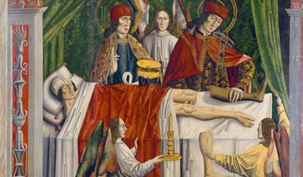 Συγκλονιστικό ιατρικό θαύμα. Οι Άγιοι Ανάργυροι πραγματοποιούν την 1η μεταμόσχευση ποδιού!