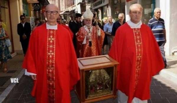 Άγιος Βαλεντίνος: Το πρόγραμμα εορτασμού της Καθολικής Εκκλησίας στη Μυτιλήνη