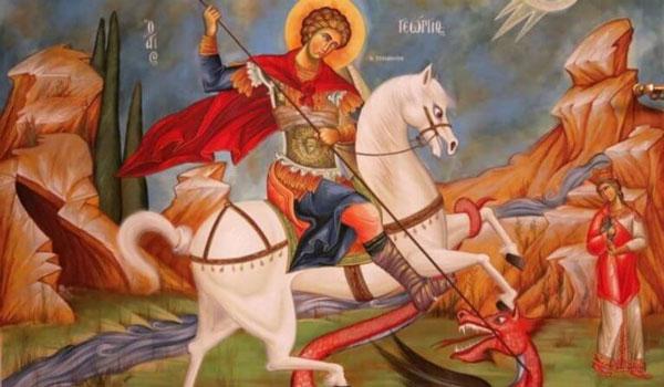 Άγιος Γεώργιος: Γιατί γιορτάζει σήμερα και όχι 23 Απριλίου