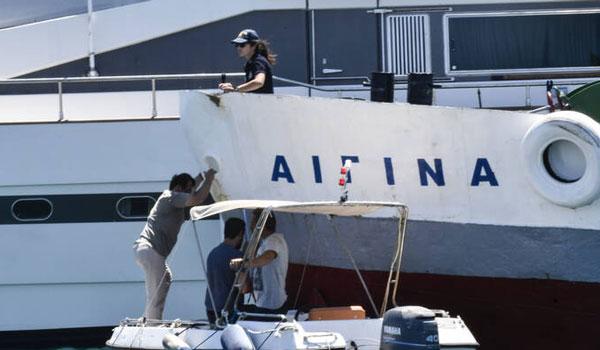Ναυτική τραγωδία Αίγινα: Δικαίωση ζητούν οι συγγενείς των θυμάτων