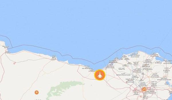 Συνετρίβη μαχητικό αεροσκάφος στην Αίγυπτο