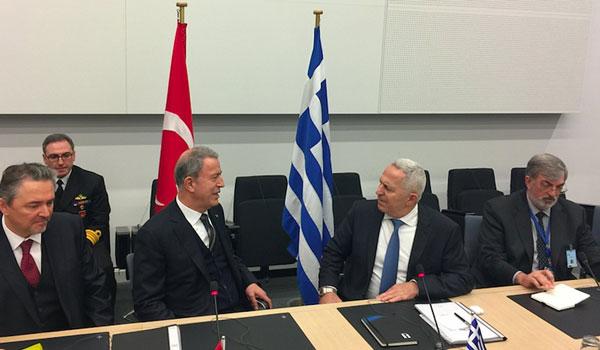 Συνάντηση αντιπροσωπειών συμφώνησαν Αποστολάκης και Ακάρ