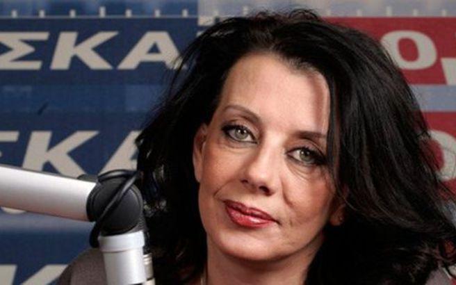 Τέλος η Κατερίνα Ακριβοπούλου από την εφημερίδα «Νέα Σελίδα»