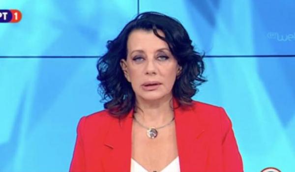 Ακριβοπούλου: Επίσημα με βραδινό talk show στην ΕΡΤ