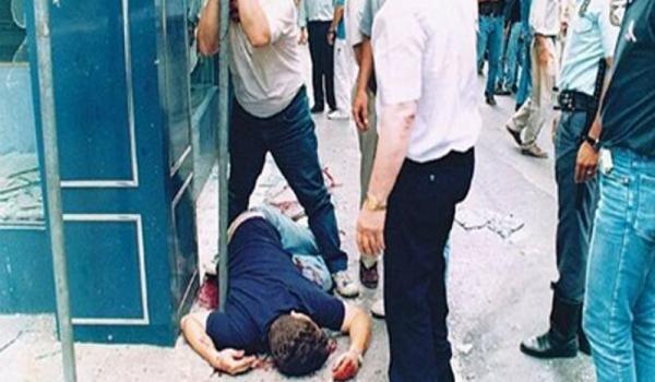 Ήταν 14 Ιουλίου: Ο 20χρονος Θάνος Αξαρλιάν το άτυχο θύμα - Παράπλευρη απώλεια