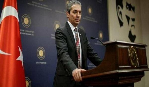 Τουρκικό ΥΠΕΞ: Η Άγκυρα αποφασισμένη να προστατεύσει τα δικαιώματα και συμφέροντά στην υφαλοκρηπίδα μας