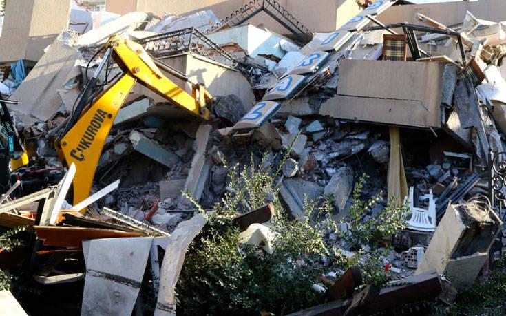 Νέα σεισμική δόνηση 5,1 Ρίχτερ στην Αλβανία. Στους 40 οι νεκροί και πάνω 900 οι τραυματίες