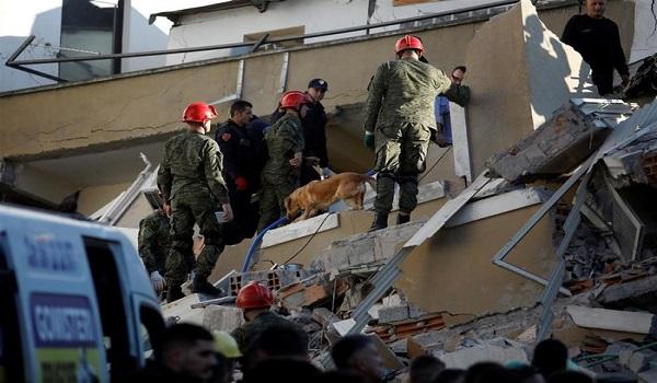Αλβανία: Μετασεισμός 4,4 Ρίχτερ στο Δυρράχιο