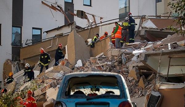 Σεισμός στην Αλβανία: Μεγαλώνει ο τραγικός απολογισμός - Σβήνουν οι ελπίδες για επιζώντες