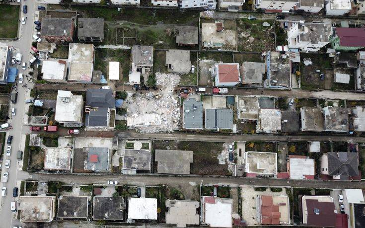 Φονικός σεισμός στην Αλβανία: Στους 48 οι νεκροί, οι ευχαριστίες των Αλβανών στους Έλληνες