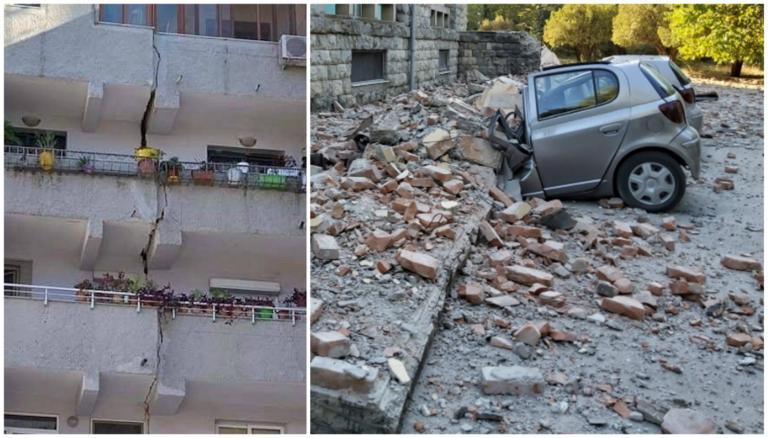 Σεισμός στην Αλβανία: Η μαρτυρία του φωτογράφου της ελληνικής αποστολής Τάε Κβο Ντο