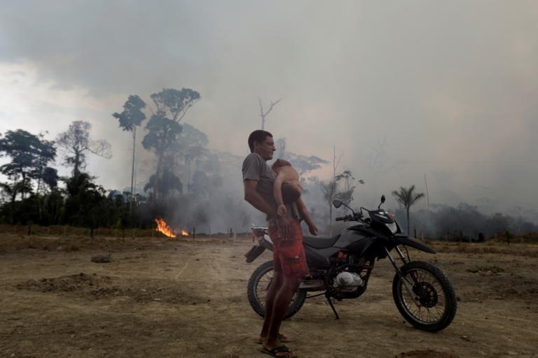 Αμαζόνιος: Εκτέλεσαν υπερασπιστή των αυτόχθονων μπροστά στην οικογένειά του
