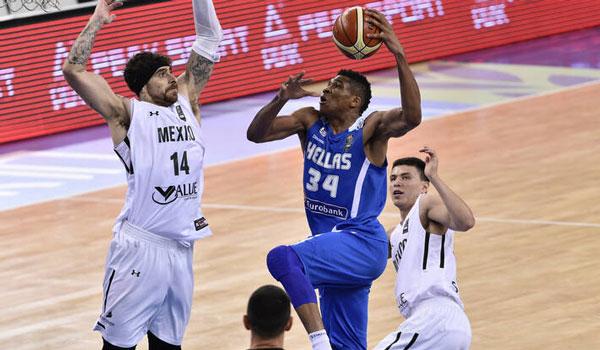 Yahoo για Μουντομπάσκετ: Καλύτερος παίκτης ο Αντετοκούνμπο – Τι λένε τα στοιχήματα για την Ελλάδα
