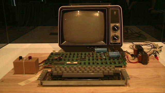Ξέρετε πόσο στοιχίζει ο πρώτος 42χρονος υπολογιστής Apple που βγαίνει σε δημοπρασία;