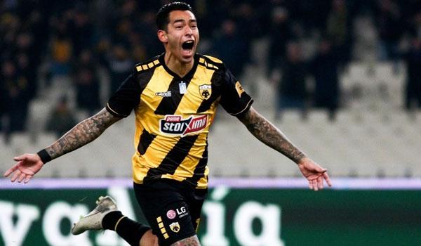 Ο Αραούχο έκρινε το ντέρμπι της Αθήνας – 1-0 η ΑΕΚ τον Παναθηναϊκό