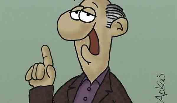 Το σκίτσο του Άρκά για το διαζύγιο Τσίπρα-Καμμένου!