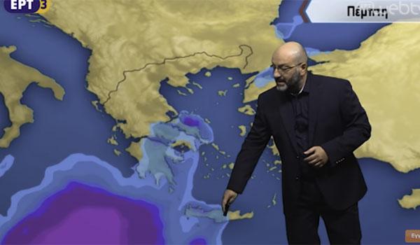 Η παράκληση του Σάκη Αρναούτογλου προς τους κατοίκους της Δυτικής Ελλάδας