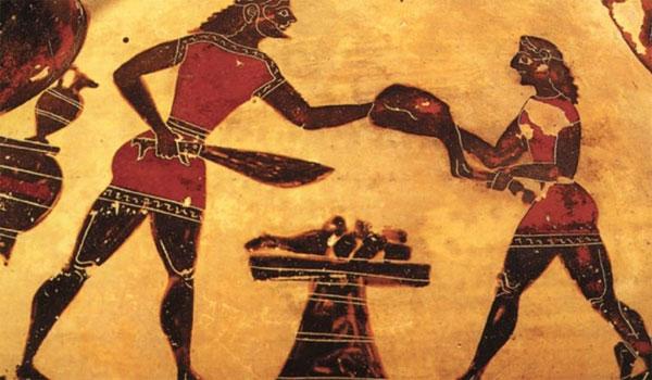 Αυτά είναι τα μυστικά της διατροφής των Αρχαίων Ελλήνων